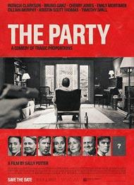 دانلود فیلم The Party 2017 با لینک مستقیم