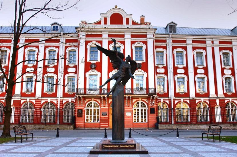 دانشگاه  پزشکی سن پترزبورگ روسیه