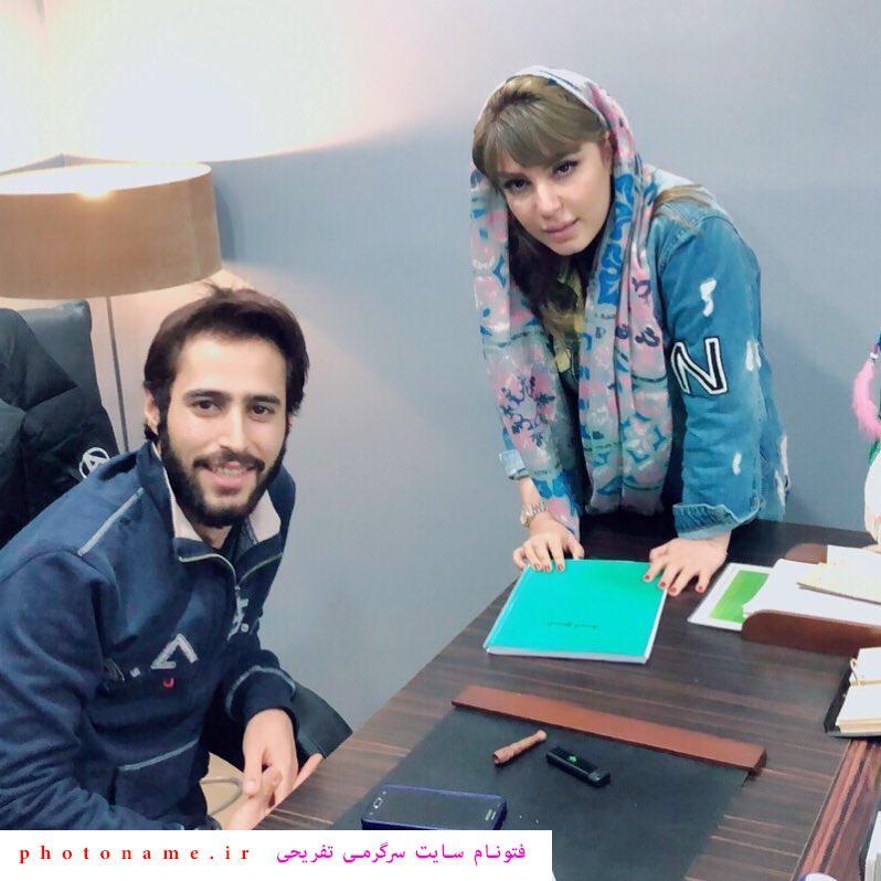 عکس بچگي سحر نظام دوست