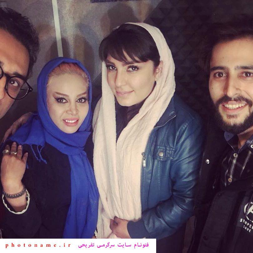 عکس خوشگل سحر نظام دوست