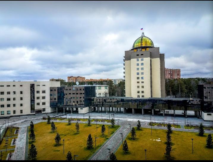 دانشگاه دولتی نوسیبیرسک روسیه
