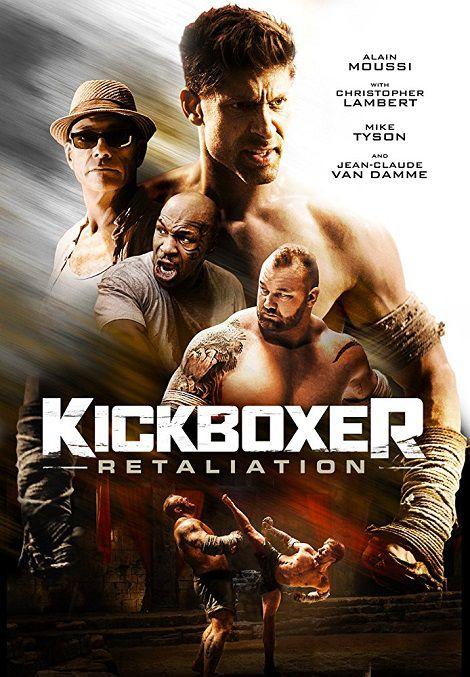 دانلود فیلم کیک بوکسر: تلافی Kickboxer: Retaliation 2018