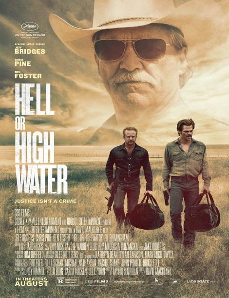 دانلود دوبله فارسی فیلم اگر سنگ از آسمان ببارد Hell or High Water 2016