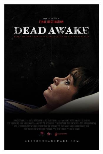دانلود فیلم Dead Awake 2016 با زیرنویس فارسی