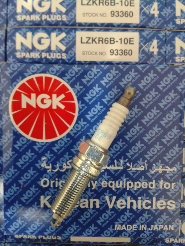 شمع NGK  یورو چهار اصلی ژاپنی