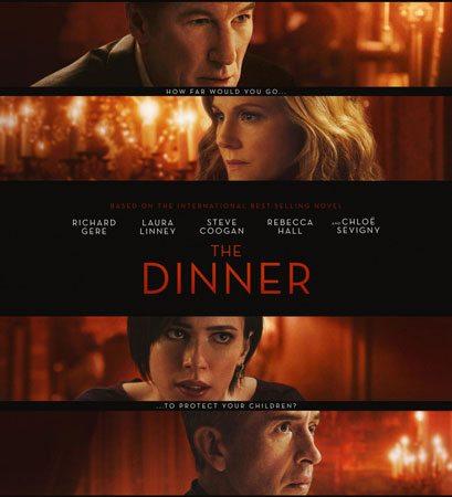 دانلود فیلم The Dinner 2017 با زیرنویس فارسی
