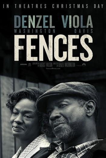 دانلود فیلم Fences 2016 با زیرنویس فارسی