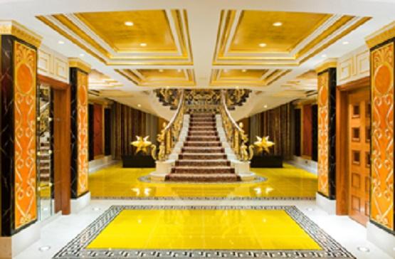 مکانی رویایی برای پولدارهای شیخ نشین دبی/در طبقه ۲۷ برج العرب جمیرا چه میگذرد؟ +تصاویر
