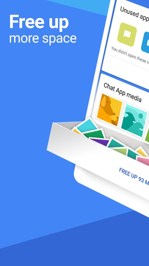 دانلود رایگان برنامه فایل گو بای گوگل Files Go by Google: Free up space on your phone