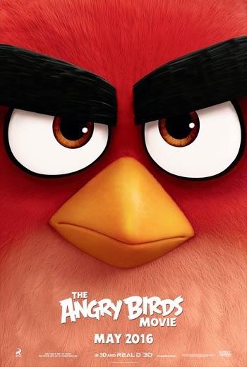 دانلود فیلم The Angry Birds Movie 2016 با لینک مستقیم