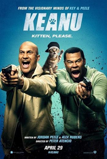دانلود فیلم Keanu 2016 با لینک مستقیم