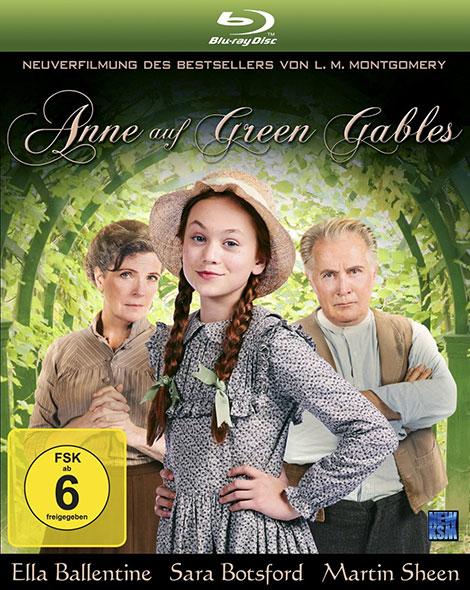 دانلود فیلم Anne Of Green Gables 2016 با لینک مستقیم