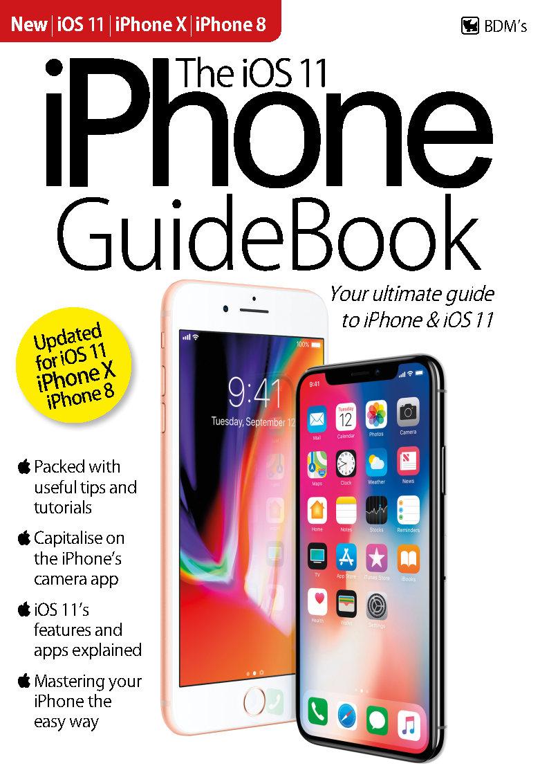 دانلود مجله The iOS 11 iPhone GuideBook سال انتشار (2017)