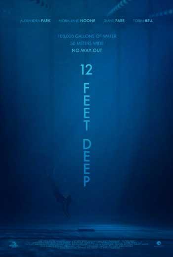 دانلود فیلم Twelve Feet Deep 2016 با زیرنویس فارسی