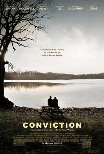 دانلود فیلم Conviction 2010 با زیرنویس فارسی