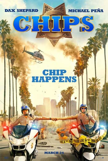 دانلود فیلم CHIPS 2017 با زیرنویس فارسی