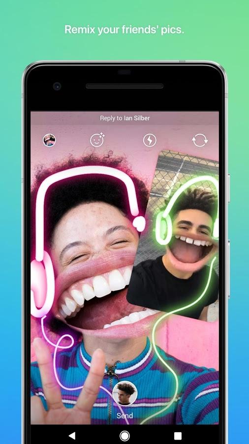 دانلود Direct from Instagram 54.0.0.14.83 - برنامه رسمی دایرکت اینستاگرام برای اندروید
