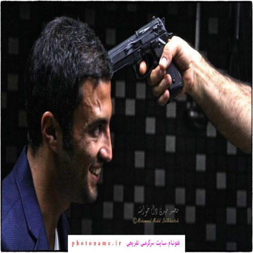 تصاویر بازیگران فیلم قاتل اهلی