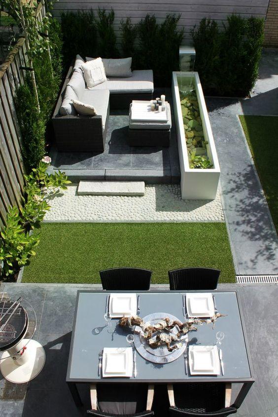 دانلود 70 طرح و ایده زیبا برای زیبا سازی باغ حیاط شما