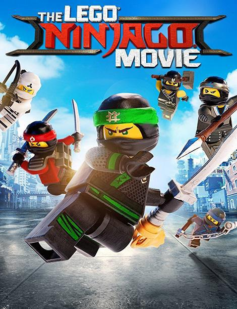 دانلود انیمیشن لگو نینجا The Lego Ninjago Movie 2017 دوبله فارسی