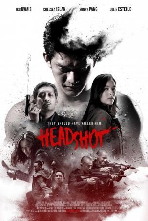 دانلود فیلم Headshot 2016 با زیرنویس فارسی