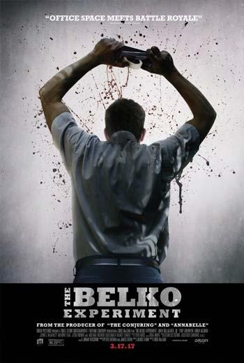 دانلود فیلم The Belko Experiment 2016 با زیرنویس فارسی