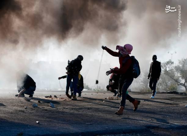 عکس/ «جمعه خشم» در فلسطین