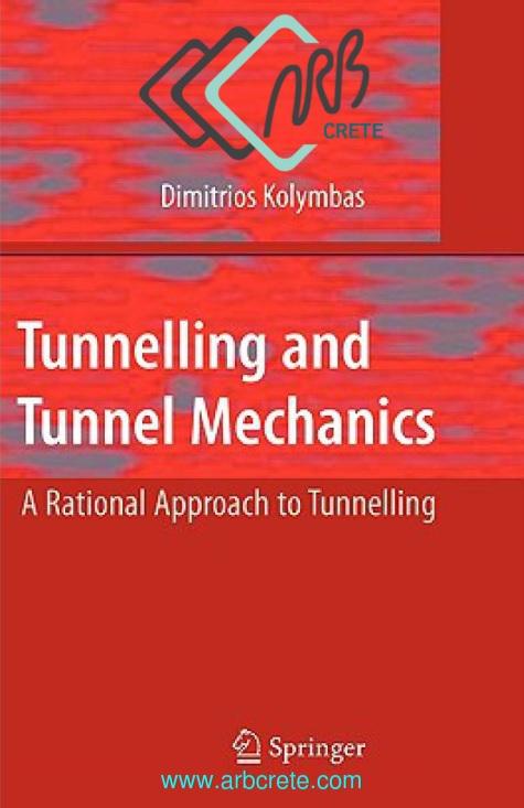دانلود کتاب لاتین تونل سازی و مکانیک تونل کلیمبوس