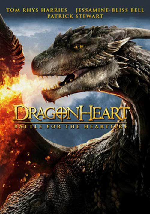 دانلود فیلم Dragonheart Battle For The Heartfire 2017 با زیرنویس