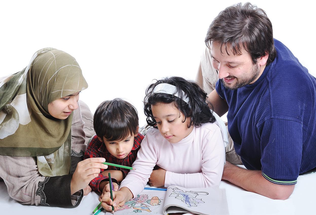 والدین؛ الگوی اخلاقی فرزندان