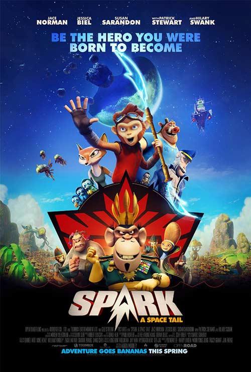 دانلود فیلم Spark A Space Tail 2016 با زیرنویس فارسی