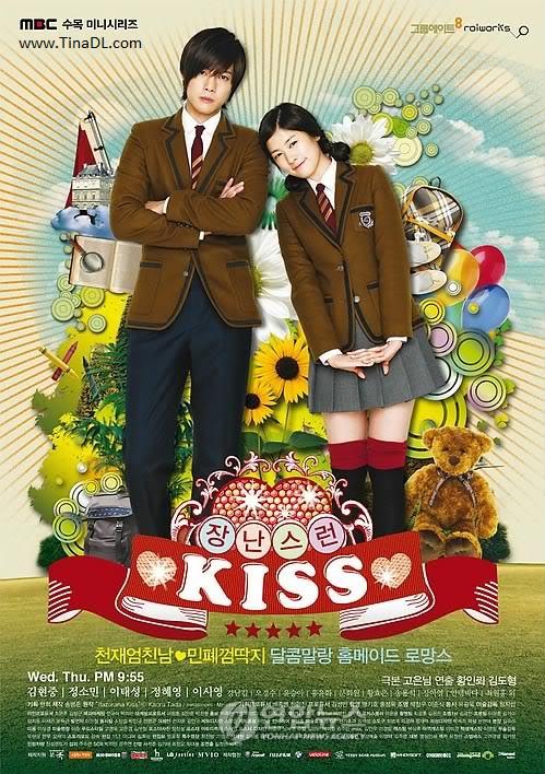 دانلود سریال کره ای Playful Kiss