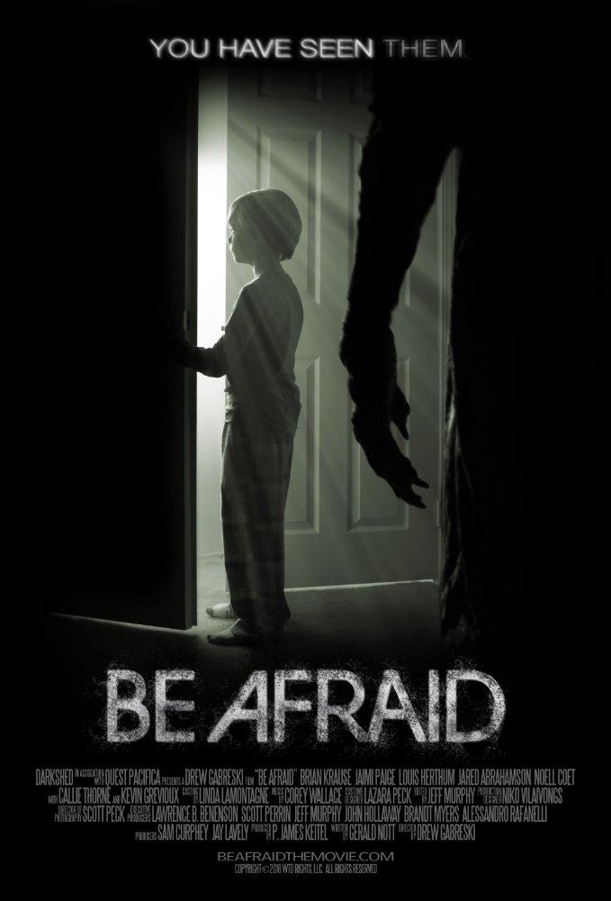 دانلود فیلم Be Afraid 2017 با زیرنویس فارسی