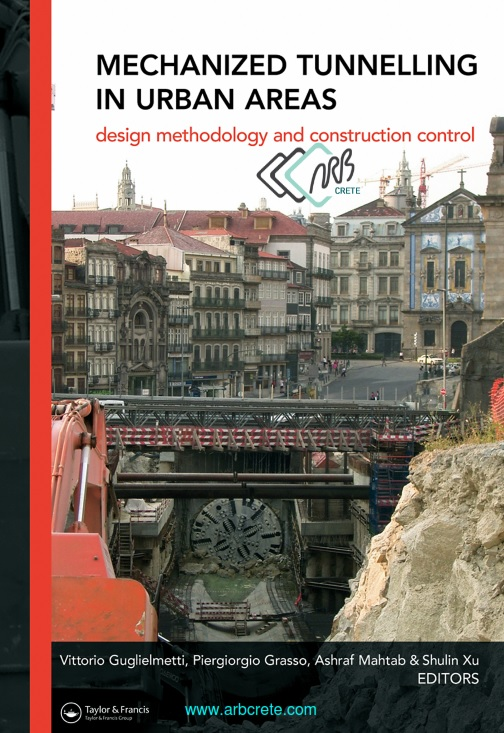 دانلود کتاب لاتین تونل سازی در مناطق شهری گاگلیل متی ویتوریو و ژوو