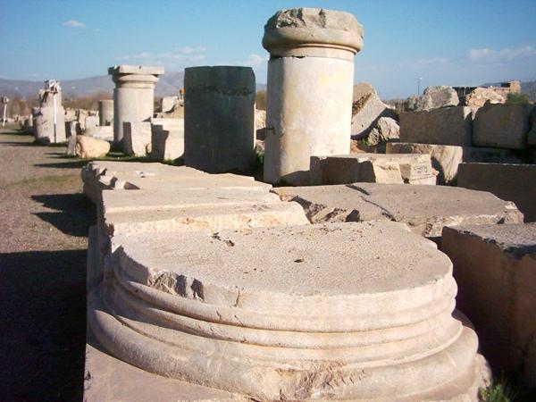 دانلود فایل معبد آناهیتا