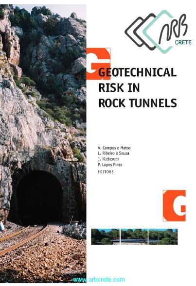 دانلود کتاب لاتین خطرات ژئوتکنیکی در تونل سازی در سنگ کمپوس و ریبیرو