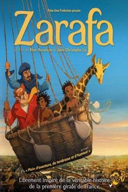 دانلود فیلم Zarafa 2012 با لینک مستقیم
