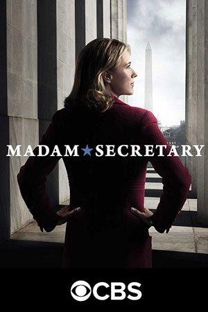 دانلود فصل چهارم سریال Madam Secretary با زیرنویس فارسی