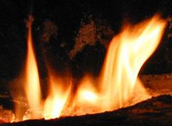 تعبیر خواب آتش افروختن