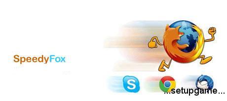 دانلود SpeedyFox 2.0.21.121 – نرم افزار افزایش سرعت موزیلا فایرفاکس و گوگل کروم