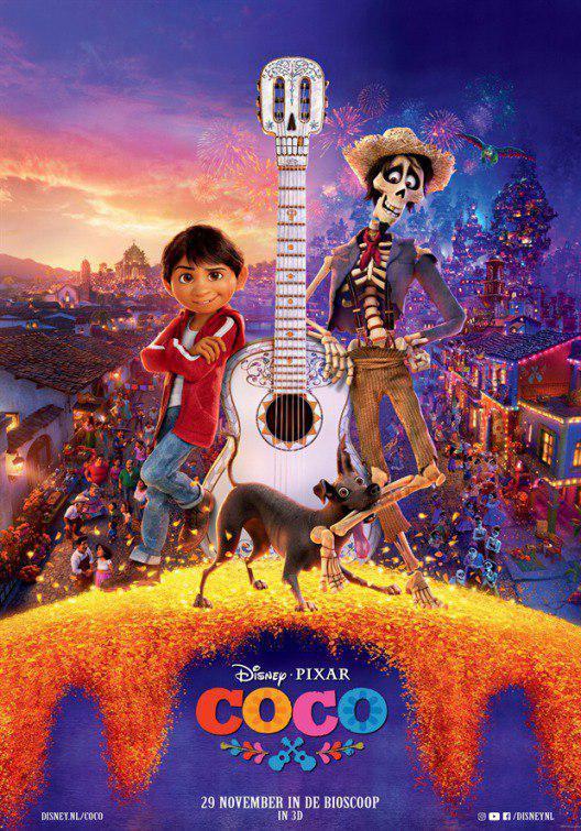 دانلود انیمیشن کوکو 2017-coco 2017