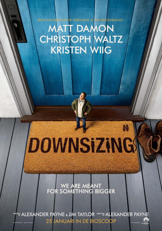 Downsizing+2017.2 1 دانلود فیلم Downsizing 2017 : کیفیت ۴K UHD BluRay REMUX HDR با حجم ۲۱ گیگابایت اضافه شد