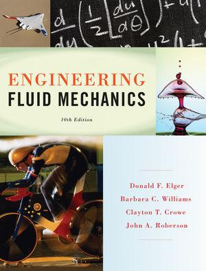 دانلود حل تمرین کتاب مکانیک سیالات مهندسی Elger و Williams - ویرایش دهم
