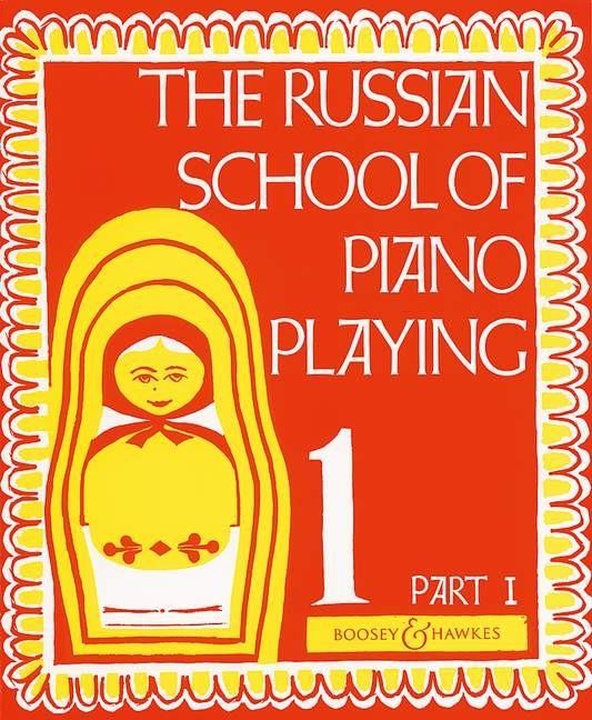دانلود کتاب تمرین پیانو متد روسی جلد1