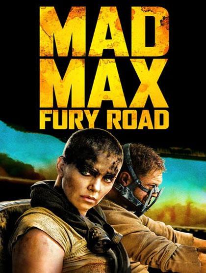 دانلود فیلم مد مکس Mad Max Fury Road 2015