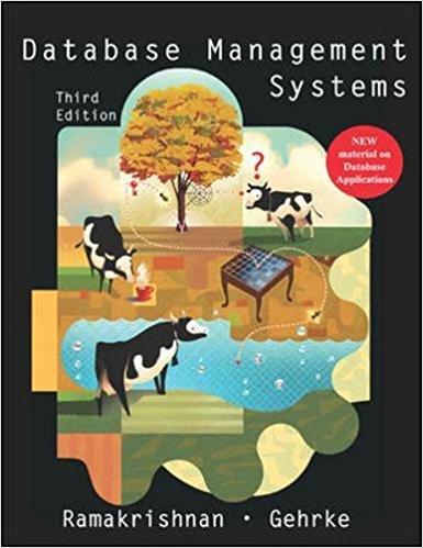 دانلود حل تمرین کتاب سیستم های مدیریت پایگاه داده Ramakrishnan - ویرایش سوم