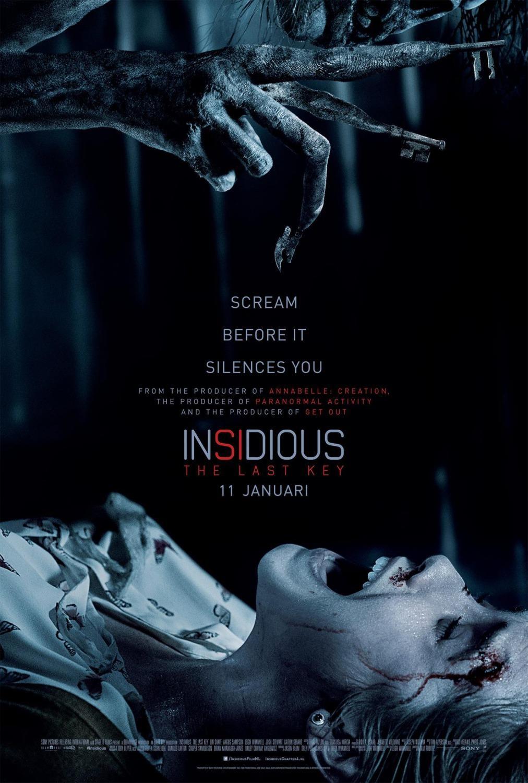 Insidious+The+Last+Key+2018.3 1 دانلود فیلم Insidious: Chapter 4 2018 : کیفیت HDCAM اضافه شد