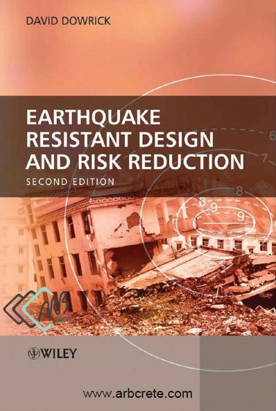 دانلود کتاب لاتین تخصصی طراحی لرزه ای مقاوم و کاهش خطر دوریک