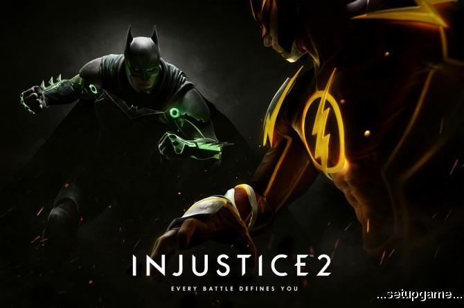 این آخر هفته بازی Injustice 2 را به صورت رایگان تجربه کنید