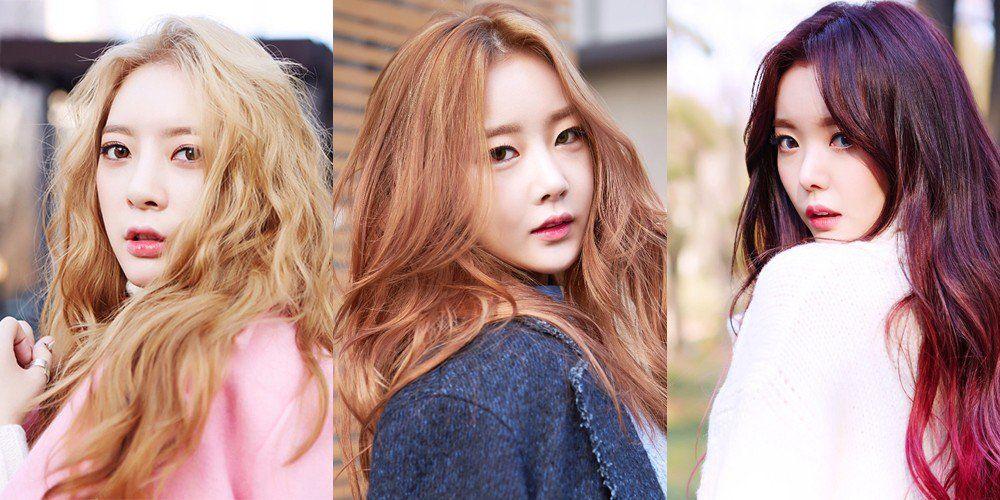 اعضای گروه Dal Shabet بنام Ahyoung،Subin و Serri کمپانی خود را ترک کردند  ❄  ❄